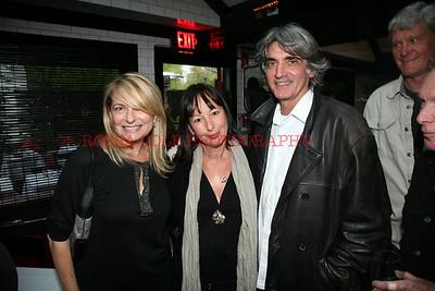 Debra Halpert, Lori and Joe Barbaria