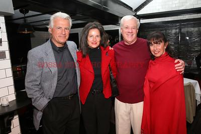 Victor Rugg, Edith Ingenhaag, Stephen and Jacki Zimmerman