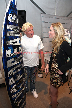 Peter Tunney, Stephanie March