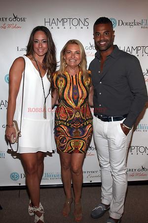 Crystal Willis, Debra Halpert,  Jarrett Willis