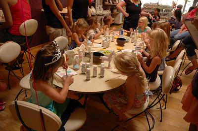 Hannah's 5th Birthday Party