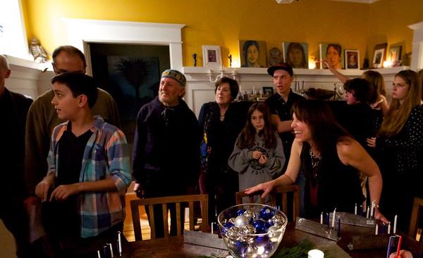 Hanukkah Party 2014