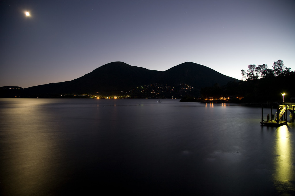 Mt Konocti