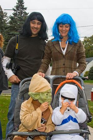 Ho-Ho-Kus Halloween 2008