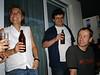 Bierfroehliche Kollegen