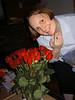 Verlobung zum Valentinstag 05: Rote Rosen, Kette mit Herz & Schlüssel und Champagner und Kerzen am Alki Beach