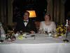Brautpaar später des Abends