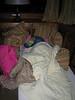 Schlafendes Blumenkind Vanessa