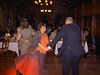 Schwungvolle Tanzeinlage