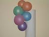 Ballons am Polterabend
