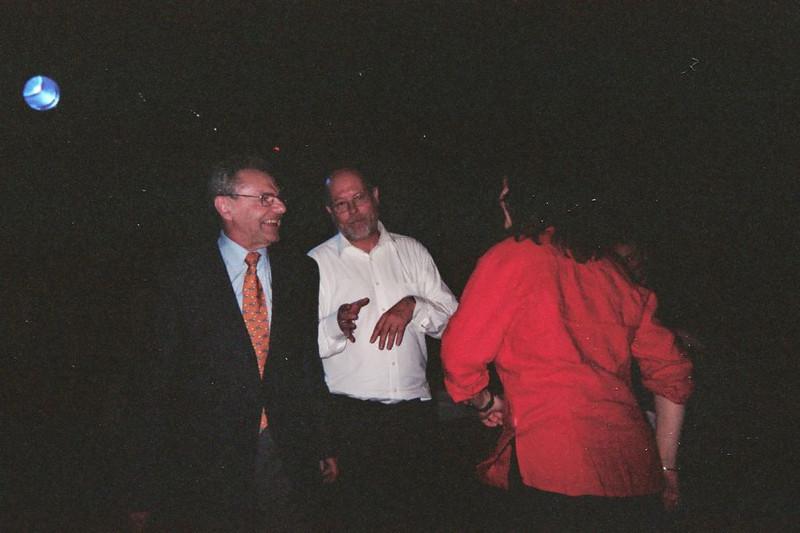 Erich, Hartmut und Gabi