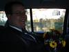 ...und mein Bräutigam mit Brautstrauss