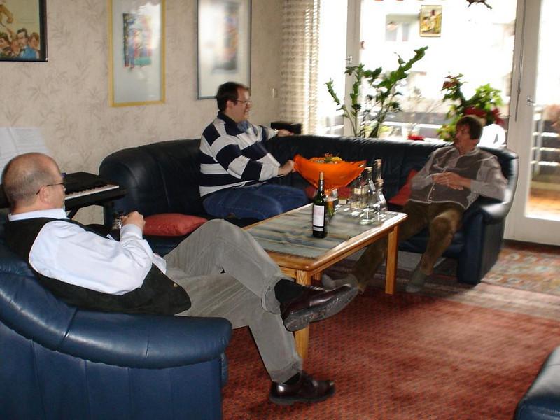 28.3. Meet the parents in Steinenbronn