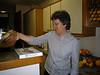 Marcos Mutter freut sich über Seattle Lachs