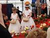 Süsse Blumenkinder auf Messe