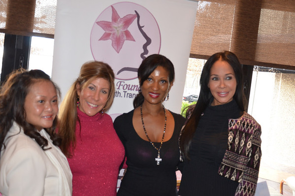 2011 Tigerlily Foundation Holiday Party at Tysons