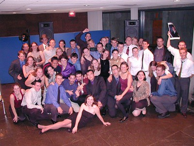 Holiday Party 2001
