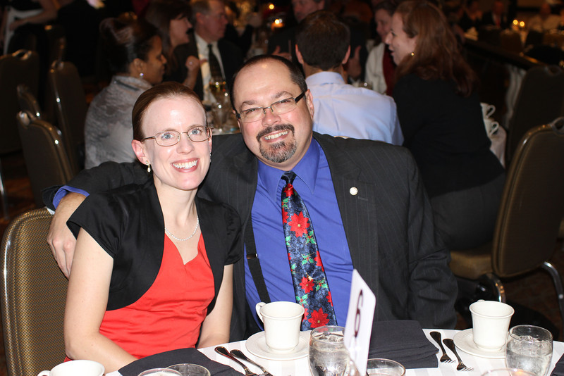 Jeff and Melissa