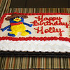 Pablo birthday cake.