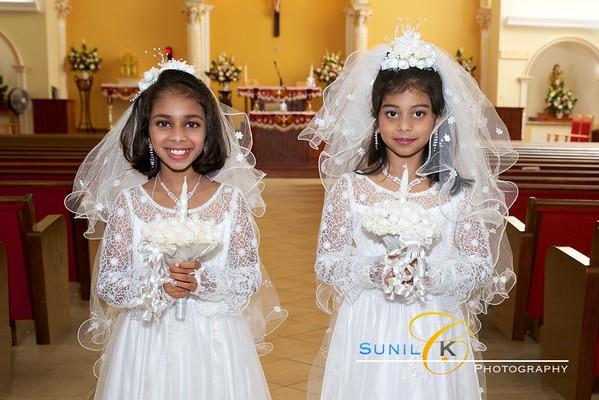 Holy Communion June 2016