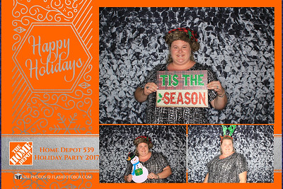 Home Depot Holiday Party - December 10, 2017