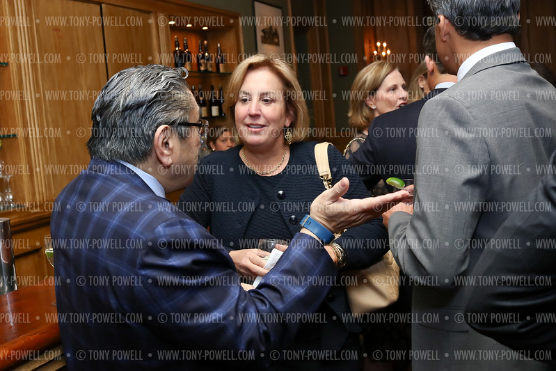 Photo © Tony Powell. Honored Launch Party. Metropolitan Club. November 30, 2017