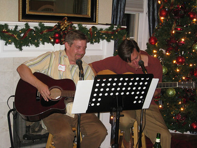 Horak Christmas Party 2008