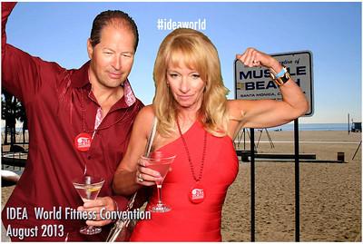 IDEA World Fitness Convention