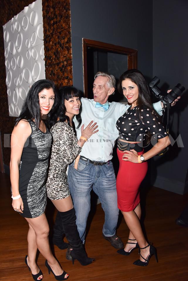Jeff Gund Birthday Party &  Pre Oscar Soiree