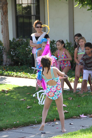Gables- Isabella & Sara's Birthday Party 8/2012