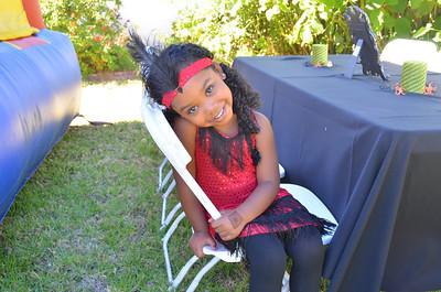 Isaiah BD Party 2012