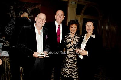 Stu Walton, Roni Cohen, Dianne Walton and Fran Cohen