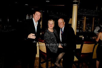Anthony Ottimo, Michael Benvenuto and Natalie MacDonald