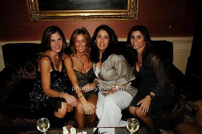 Maria Ditizio, Lisa Speranza, Joy Ronayne and Tara Guiffre