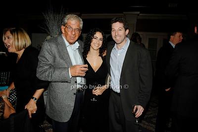 Ronnie Glazer, Nicole Schwartzman and Jeff Schwartzman