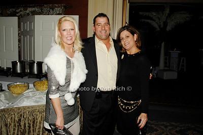 Sherri Huseby, Jimmy Ottimo and Sandra Susan