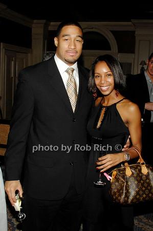 Bryan Smith and Christina Smith