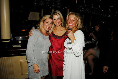 Karen Lictesi, Phaedra Chernoff and Suzy Lukacovic
