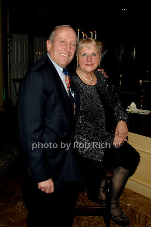 Michael Benvenuto and Natalie MacDonald