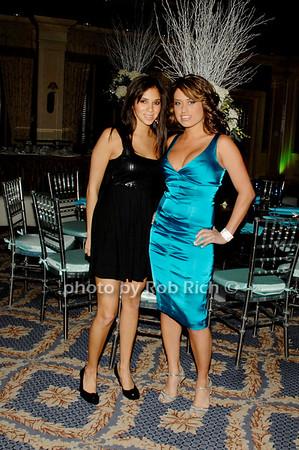 Suzanne Nabavi and Brittney McCoun