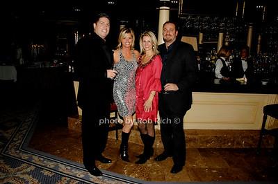 Anthony Ottimo, Jennifer Ottimo, Phaedra Chernoff and Chris Chernoff