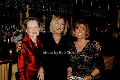 Marilyn Misk, Sabina Hutt and Henny