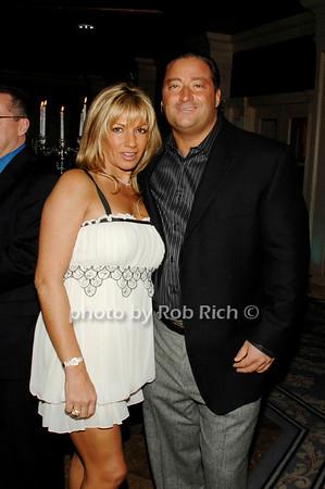 Laurie Puccio and Rich Puccio