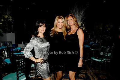 Rachel Wilen, Melissa Zelin and Monica Haver