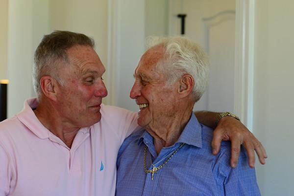 Jack's 90th Birthday