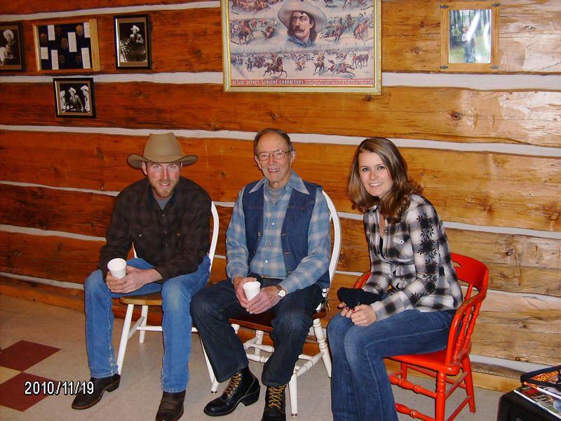 George, Mac & Emily