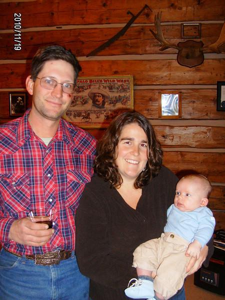 Jim, Carly & Clayton Lewis