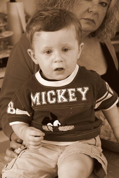 Jackson Reynold's 2nd Birthday at Nicks 7-11-2010 1-47-01 AM