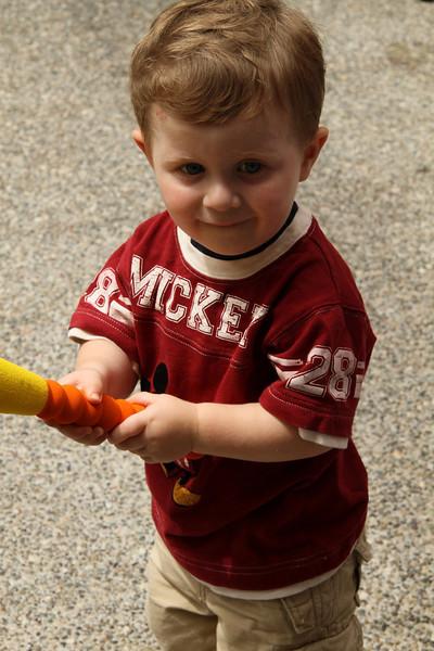 Jackson Reynold's 2nd Birthday at Nicks 7-11-2010 1-34-26 AM