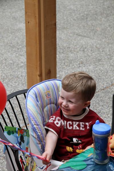 Jackson Reynold's 2nd Birthday at Nicks 7-11-2010 2-07-23 AM
